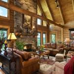 Log Home Interior Pictures