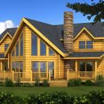 Above Southland Log Home Can Accomplish All Much More