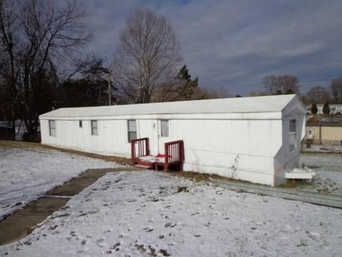 Absolute Auction Mobile Home Lot