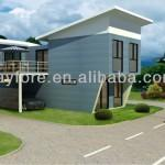 Accommodation Container Luxurious Prefab Shipping Homes