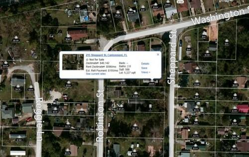 Acre Lot Mobile Home Near Pensacola Pre Foreclosur