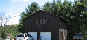 Adirondack Log Faced Home Styling Proud