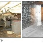 Aerolam Insulation Useful Basement