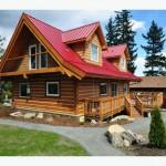 Affordable Log Homes