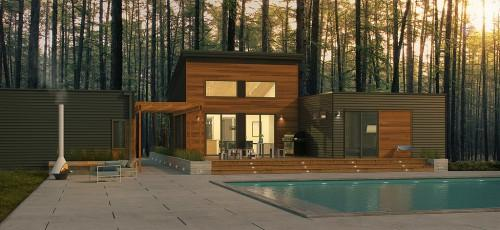Affordable Prefab Homes