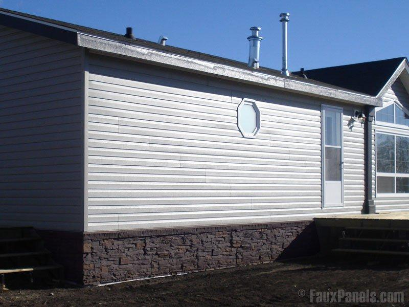 Ago Cachedskirting Manufactured Homes They Get Building