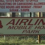 Airline Mobile Home Park Midland County Kwes Newswest