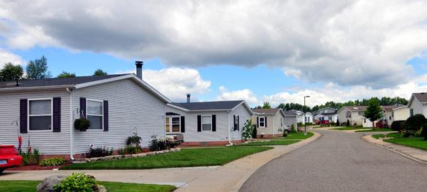 Ajr Manufactured Homes Communities