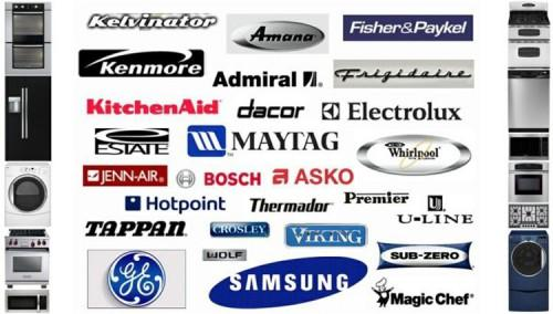 All Major Appliances Digital Some Small