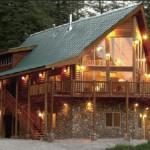 Alpine Ridge Log Cabin Homes