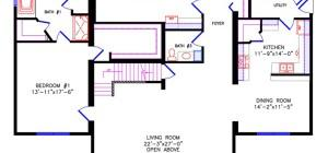 Alternate Floor Plan Loft Main