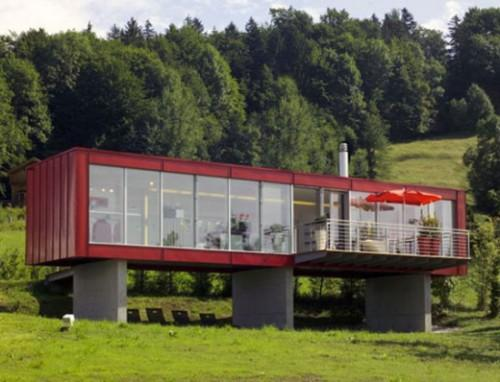 Amazing Homes Made Shipping Containers