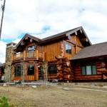 Amazing Log Home Design