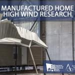 American Modern Manufactured Home High Wind Testing Ibhs