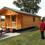 Amish Built Log Cabins