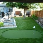 Antioch Home Putting Green