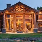 Applewood Log Homes