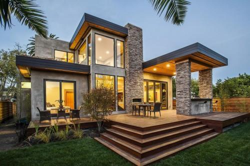 Architecture Modern Contemporary Modular Homes Wooden