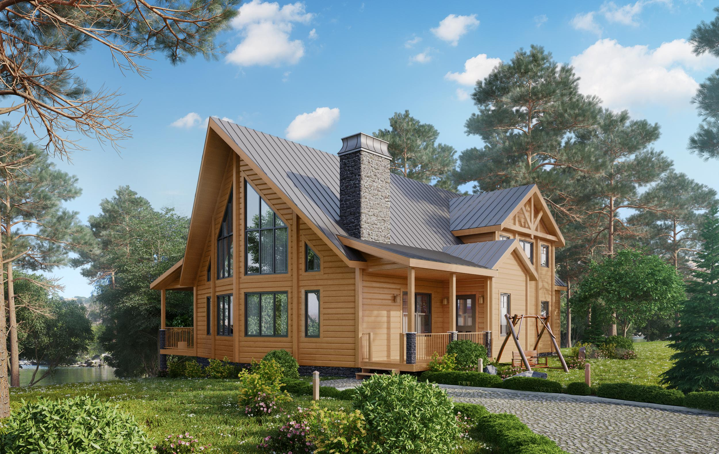 Asheville Log Timber Home Show Also Offers