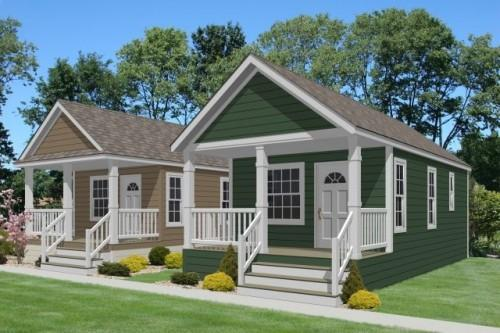 Athens Park Model Homes Small Building