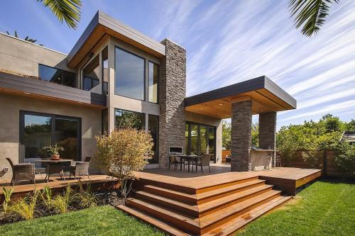 Attractive Prefab Home Toby Long Luxury Prefabricated Modern House