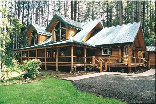 Attributes Area Enjoy Great Lifestyle Log Home
