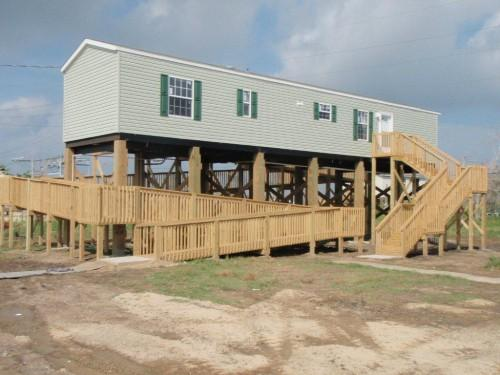 Average Sales Price New Manufactured Homes Placed Home