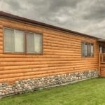 Awesome Pics Below Section Cabin Mobile Homes