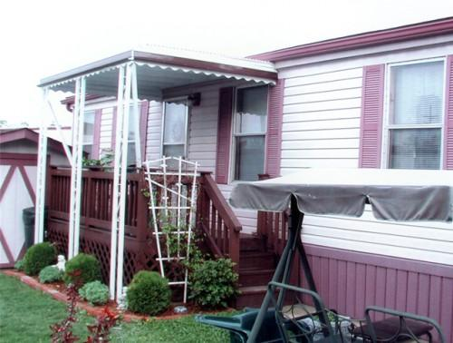 Awnings Madison Heights Michigan Clemens Aluminum Awning