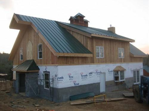 Barn Pros Homes