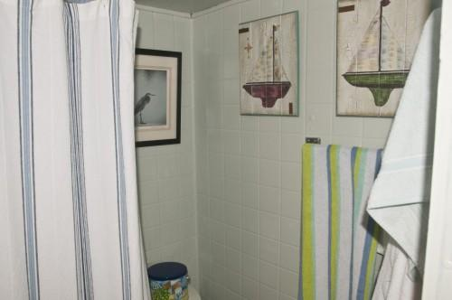 Bathroom Also Received Grand Remodel