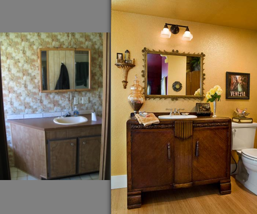 Bathroom Remodel One All Owners Older Mobile Homes