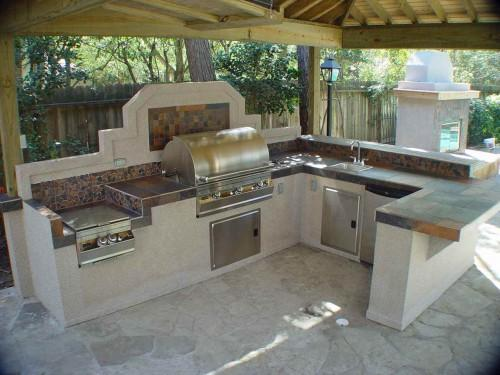 Bay Minette Prefab Outdoor Kitchen