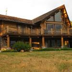 Montana Log Homes For Sale
