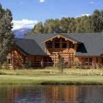 Beautiful Log Home Bebe
