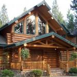 Beautiful Log Home Decor