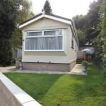 Bed Mobile Park Home Sale Woodland Southwell Road East