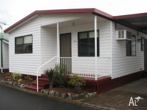 Bedroom Manufactured Home Campvale New South Wales Sale