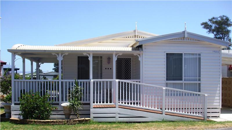 Bedroom Preloved Manufactured Home Windang Nsw