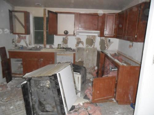 Before After Remodeling Mobile Home Eafd