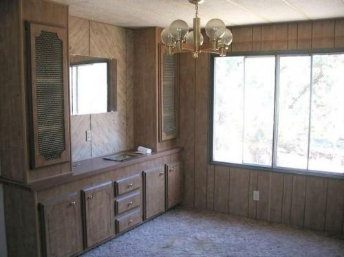 Before After Totally Amazing Mobile Home Makeovers