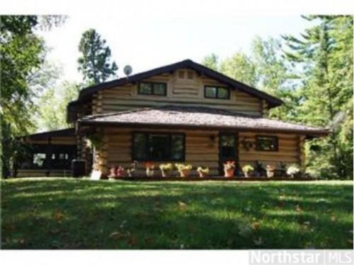 Bemidji Log Home Sale