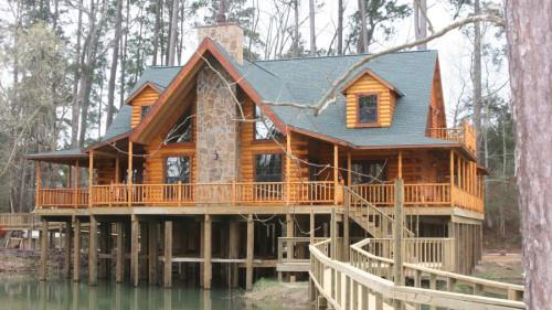 Benefits Log Cabin Homes Mountains