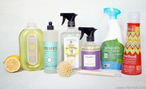 Best Eco Friendly Cleaning Products Your Home