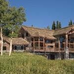 Big Sky Log Home Floorplan