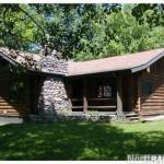 Birchwood Log Home Sale