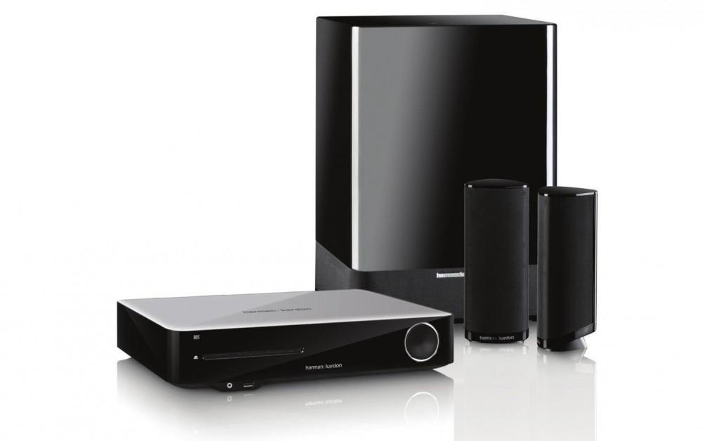 Blu Ray Disc Home Theater System Wireless Connectivity