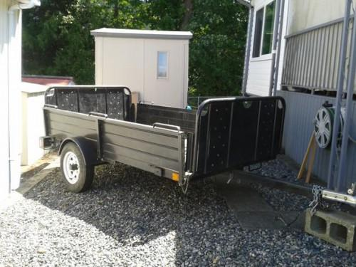 Bought Home Depot Victoria Approx Plus Cost Trailer
