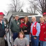 Bowling Green Evening Lions Club Ohio Usa Members Delivered