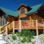 Bozeman Montana Log Homes Getaway Close Corners